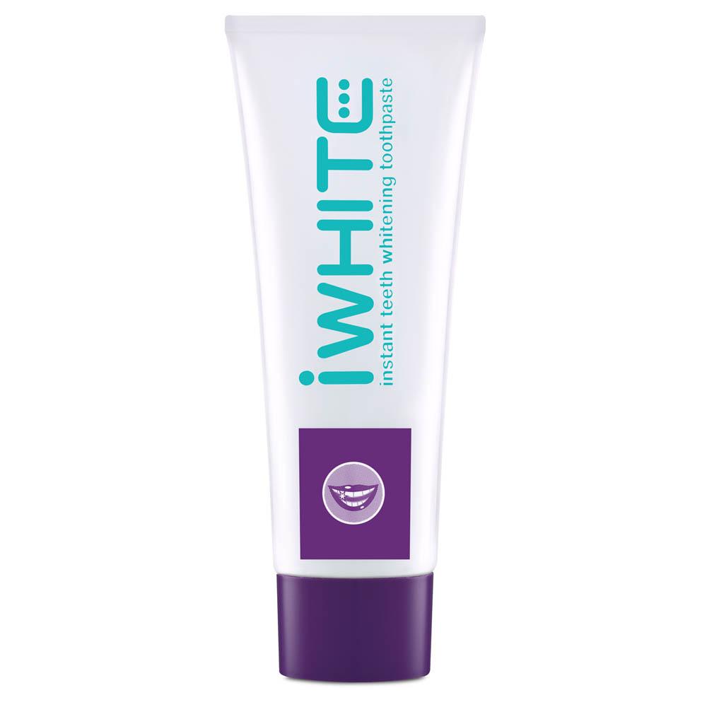 HealthScoop   iWhite Whitening Toothpaste