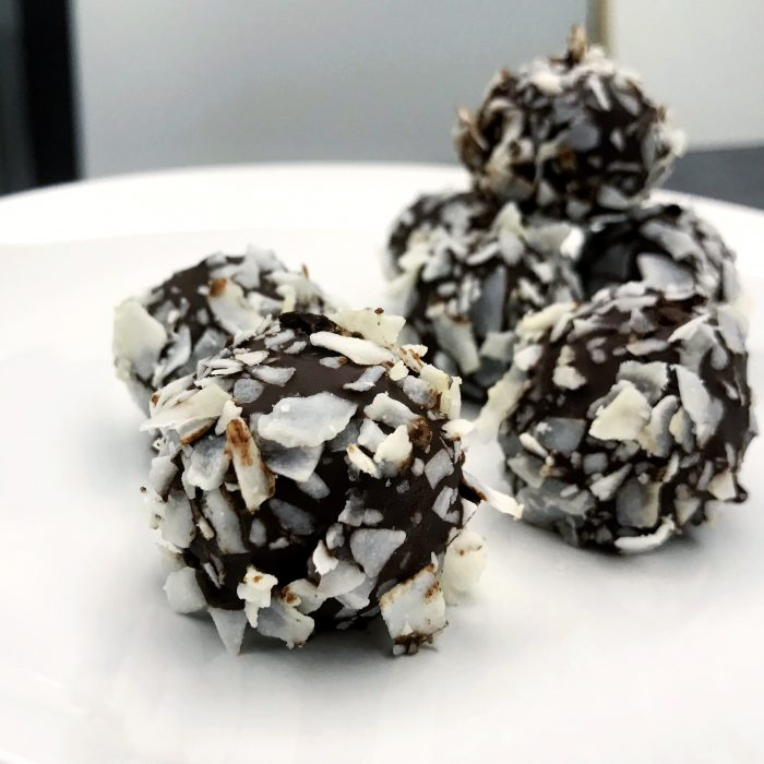 Choconut Energy Balls