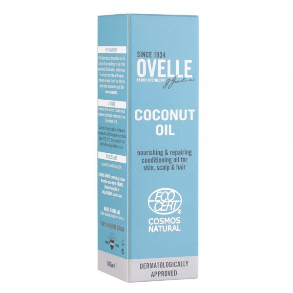 Ovelle Coconut Oil 1