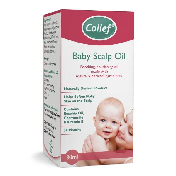 Colief Baby Scalp OIL_30ml