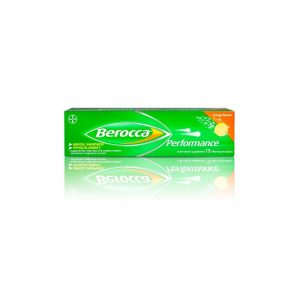 Berocca Performance Eff Tab - Orange 15s