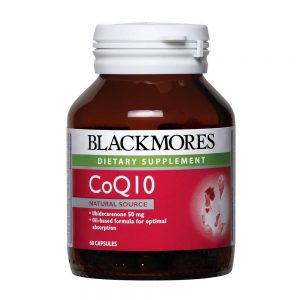 Blackmores_CoQ10 50mg 60s_Angle1