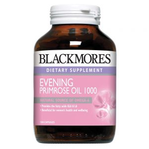 Blackmores_Evening Primrose Oil 1000mg 100s_Angle1