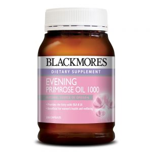 Blackmores_Evening Primrose Oil 1000mg 200s_Angle1