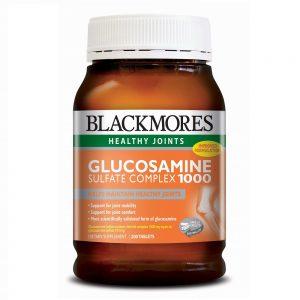 Blackmores_Glucosamine Sulfate Complex 1000mg 200s_Angle1