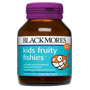 Blackmores_Kids Fruity Fish 30s_Angle1