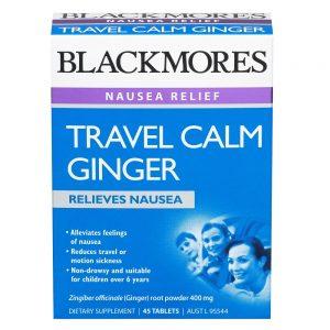 Blackmores_Travel Calm Ginger 45s_Angle1