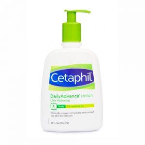 Cetaphil DailyAdvance Ultra Hydrating Lotion 473ml