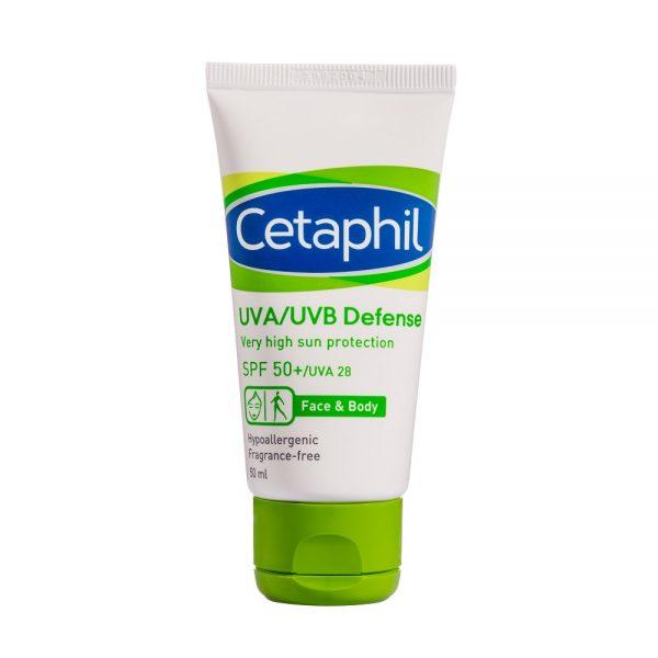Cetaphil UVA/UVB Defense SPF50+/UVA28 50ml
