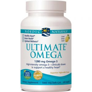 Nordic Naturals_Ultimate Omega 1000 mg - Lemon, 60 sgls.