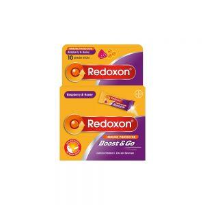 Redoxon Boost&Go RH Front