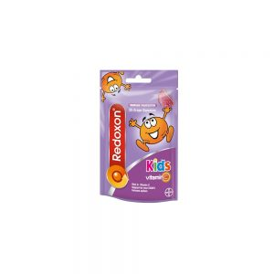 Redoxon Grape Gummies 25s front