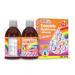 PN KIDS Multivitamin Syrup for Girls