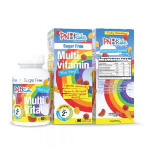 PN KIDS Multivitamin for Boys Sugar Free