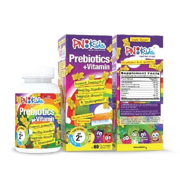 PN KIDS Prebiotics Vitamins